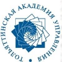 Логтип Тольяттинской Академии Управления